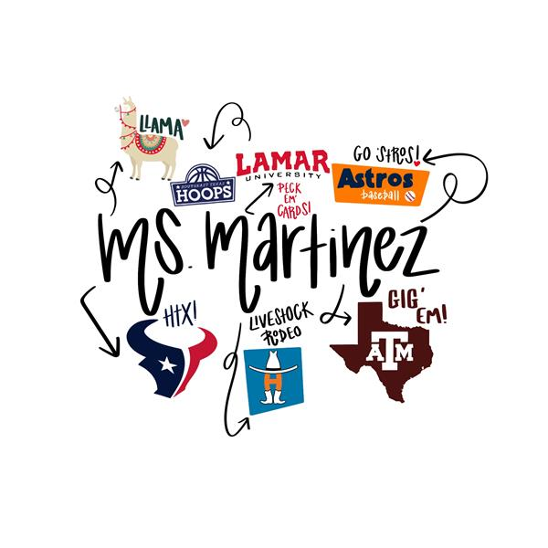 Ms. Martinez